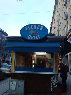 Elenas grill, Sveavägen