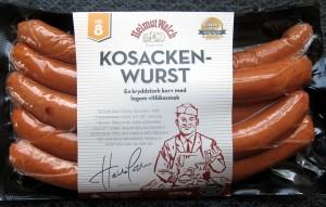 Kosackenwurst - Helmut Walch