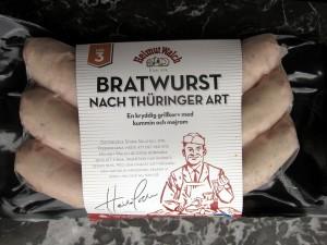 Bratwurst nach Thüringer art - Helmut Walch