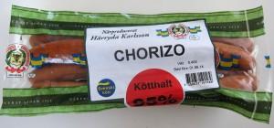 Chorizo - Härryda Karlsson