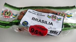 Brasilia - Härryda Karlsson